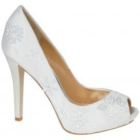 Badgley Mischka Stella Bridal Shoes