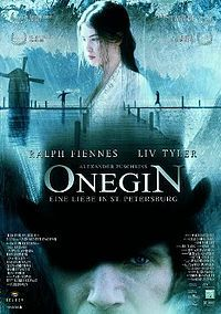 Onegin film 1999. Режиссёр	 Марта Файнс.сценария	 Питер Эттедги Майкл Грант Игнатьев В главных ролях	 Рэйф Файнс Лив Тайлер Тоби Стивенс Лена Хеди Алан Армстронг