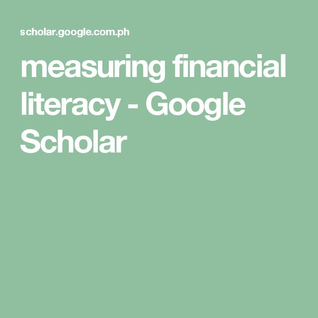 1000+ ideas about Financial Literacy on Pinterest ...