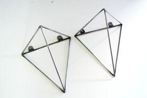 Paire de fixations géométrique BF-01 [brut]
