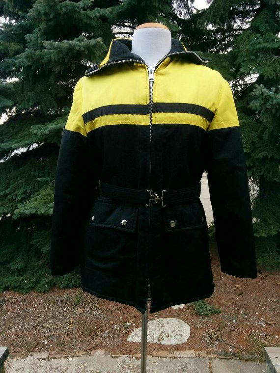 Check out this item in my Etsy shop https://www.etsy.com/listing/287423379/vintage-1960s-70s-ski-snowmobile-jacket