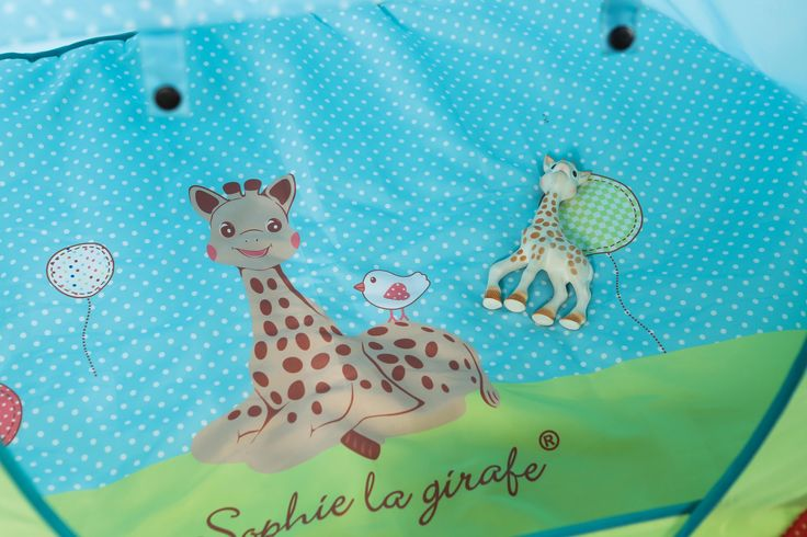 #LUDI décline l'univers de Sophie la girafe