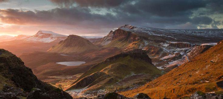Isle of Skye, Scotland. Guide to Skye Accommodation