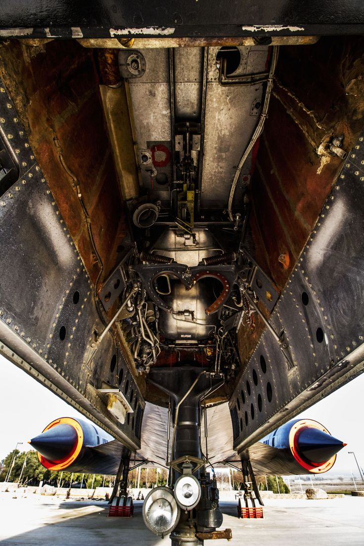 SR-71A 17963 now rests on display at the former home of the program, Beale Air…