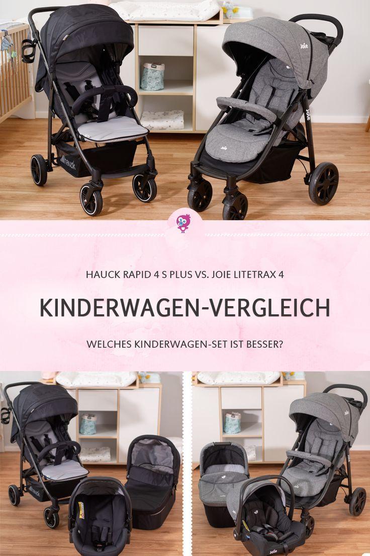 Kinderwagen Vergleich Hauck Vs Joie Kinderwagen Fur Dein Baby Kinderwagen Kinderwagen Vergleich Kinderwagen 3 In 1