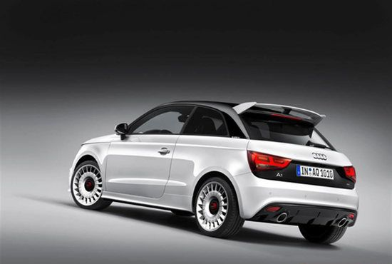 The A1 Quattro will be launched in the second half of 2012 and production will be limited to 333 units.