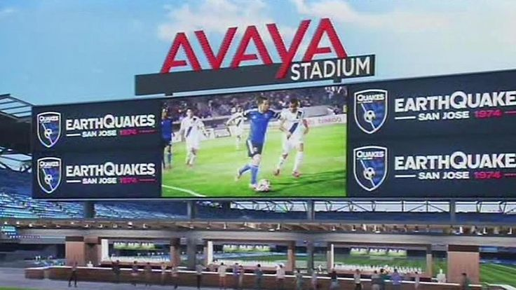 Soccer's San Jose Earthquakes are ushering in a new era with their new stadium. Description from abc7news.com. I searched for this on bing.com/images