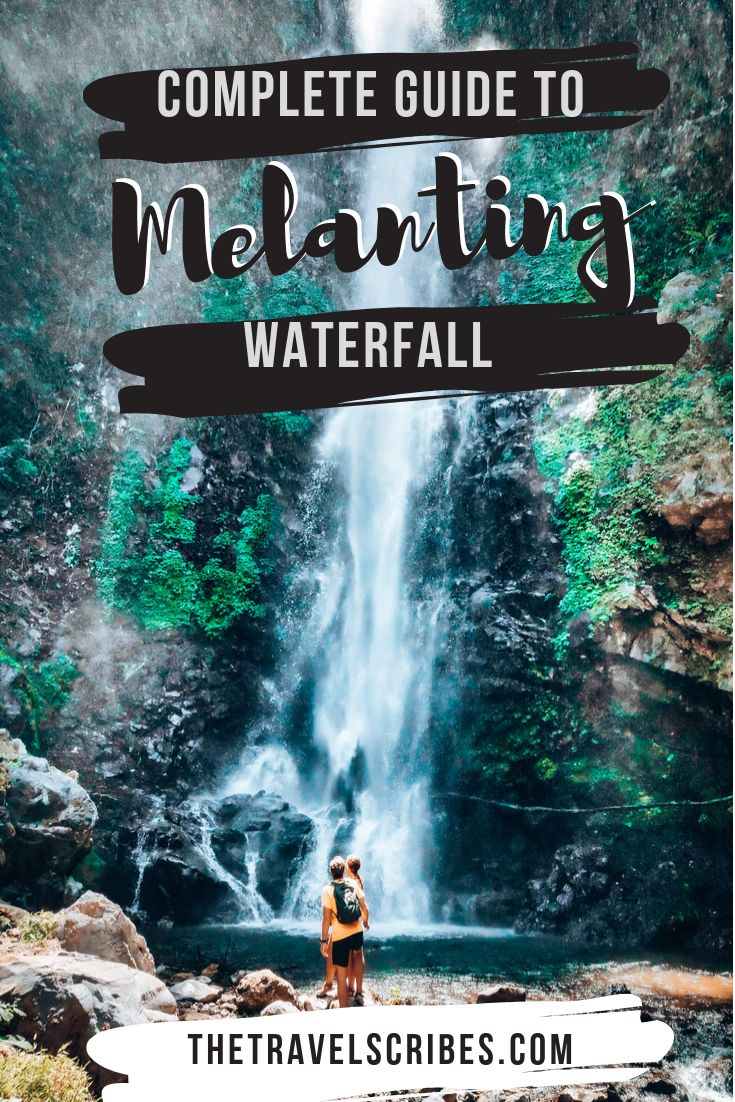 Melanting Waterfall Bali – A Complete Guide