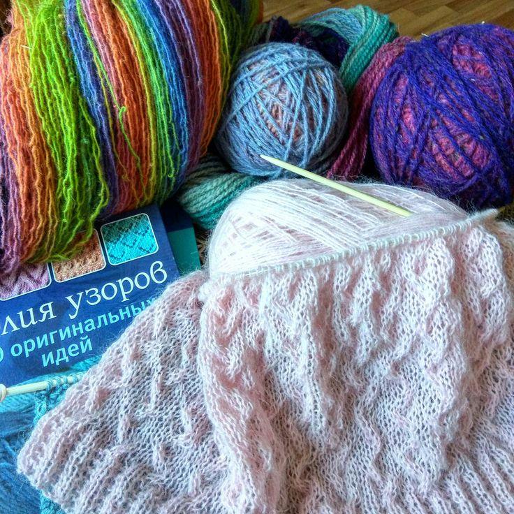 Luxury yarn, lovely yarn
