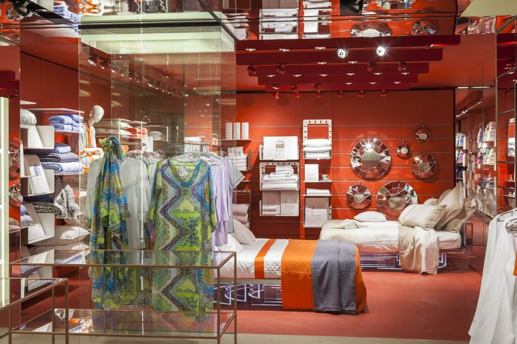 Frette at Home, Milan, Italy #retail #home
