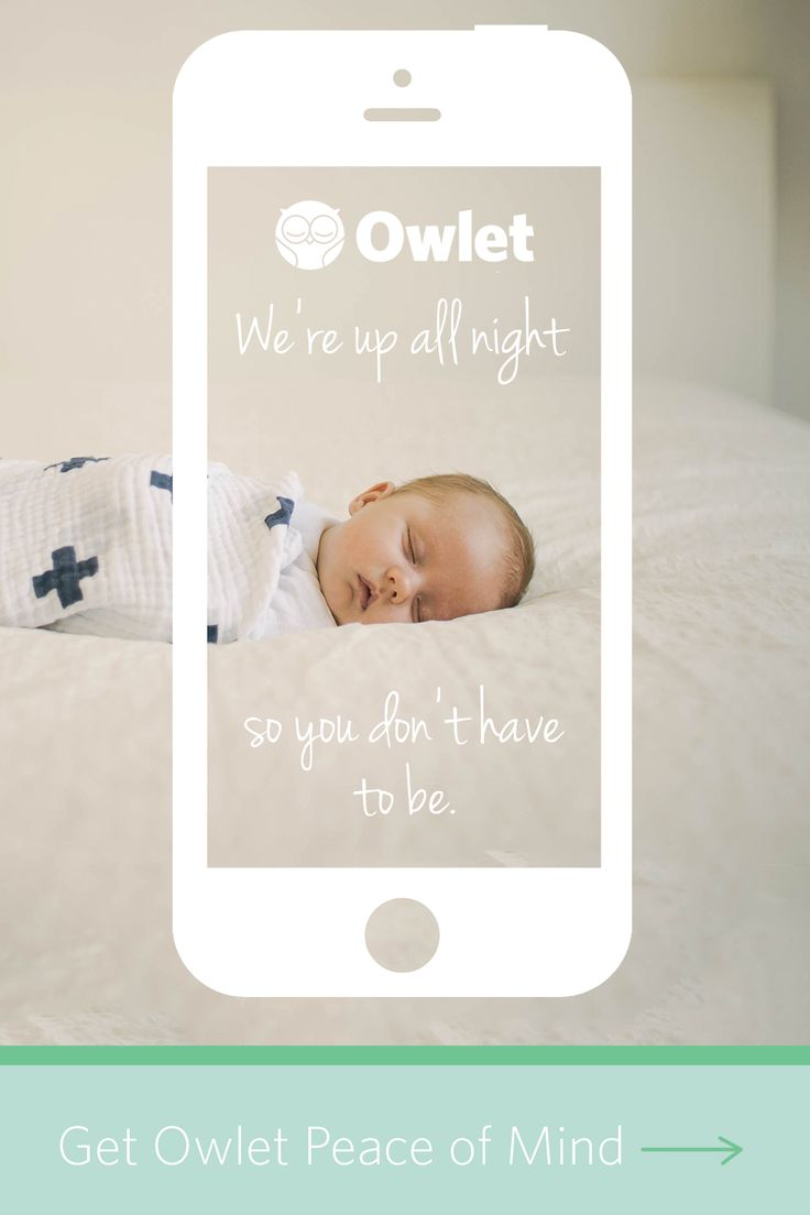 As parents ourselves, we understand just how difficult parenting can be. From sleepless nights to spilled milk, it happens. -- Insert the Owlet Monitor. -- This snuggly Smart Sock packs a powerful punch and is designed to alert you if your baby stops breathing.
