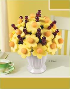 DIY fruit arrangements