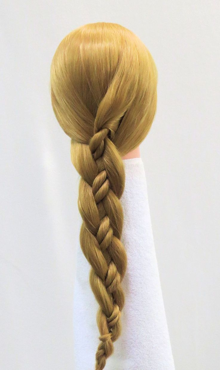 17 Best Images About Cierra Intricate Braids Ponytails