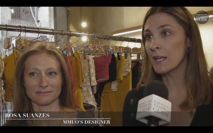Entrevista a Rosa Suanzes y Astrid Fryns, diseñadoras de la marca de beachwear mmuo durante la venta especial de la firma que organizamos en Coquette Madrazo y Coquette Bonaire.