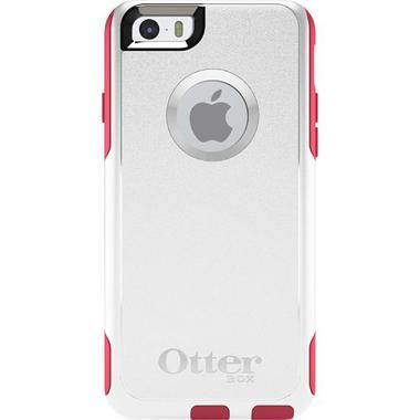 The OtterBox Commuter™ Series case for the iPhone 6 offers the best of both worlds; incorporating elements from the rugged Defender™ Series line with the silicone, skin-like Impact™ Series line to cre