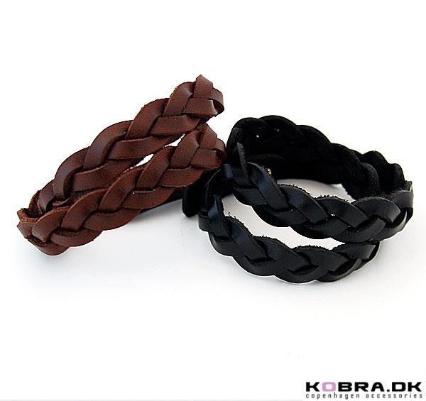 Ønsker mig det brune armbånd