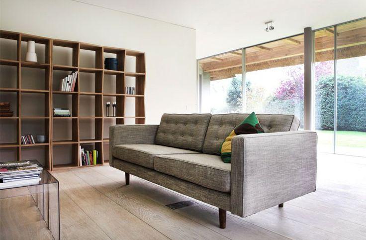 Sofa N101 - ETHNICRAFT
