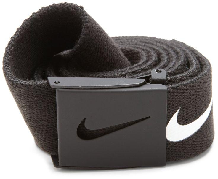 Nike Golf Mens Tech Essential Belt One Size