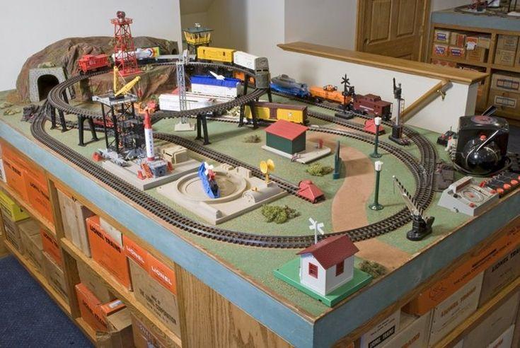 30 Best Train Layout Ideas Images On Pinterest Model Trains Model Train Layouts And Toy Trains