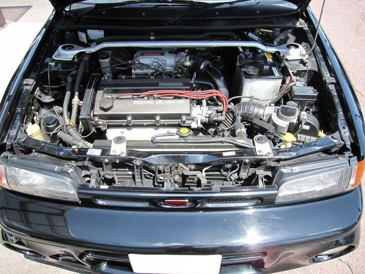 17 best images about mazda 323 on pinterest mk1 sedans for Garage 4x4 ardeche