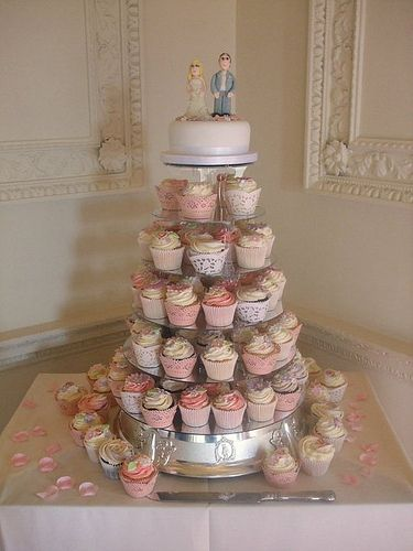 blush pink wedding cake with cupcakes 17 best images about cake on lace lace cakes 12058