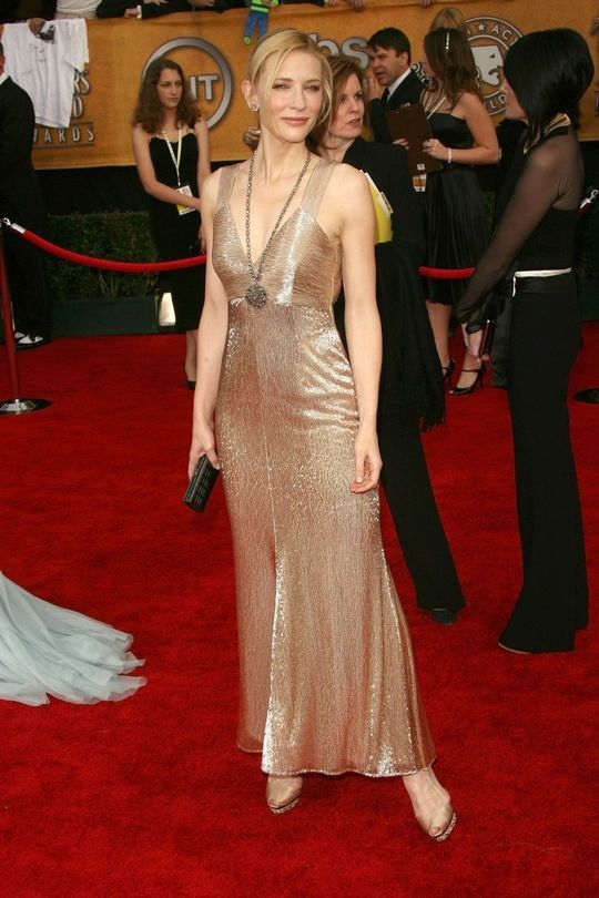 Cate Blanchett's best red carpet looks of all time - Vogue Australia