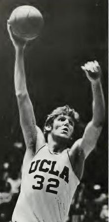 Walton during the 1974 collegiate season