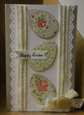 Stampin' Up! Easter  by Stampin' & Scrappin' with Stasia: