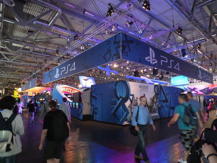 PS4 Booth...a day before the crowd came!  #impressions #gamescom #games #game #gamescom2013 #cologne #gamer #browsergames #crowd #gaming #people #ps4 #ps4 #playstation #playstation4 #onlinegames #gaming