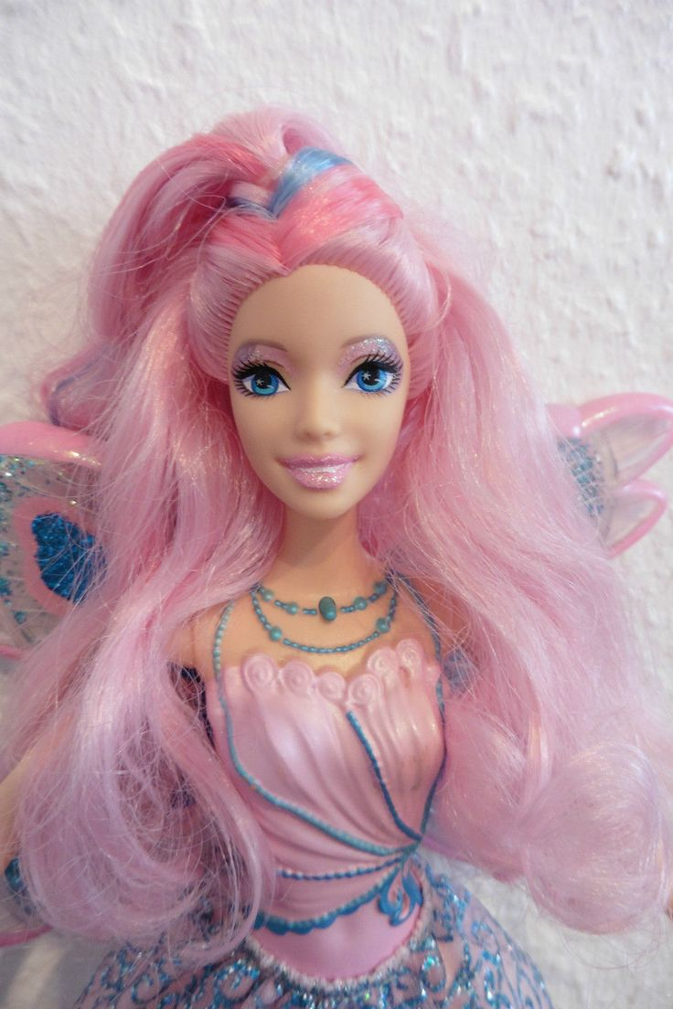 Barbie Sammlung Auflosung Elfe Fee Prinzessin