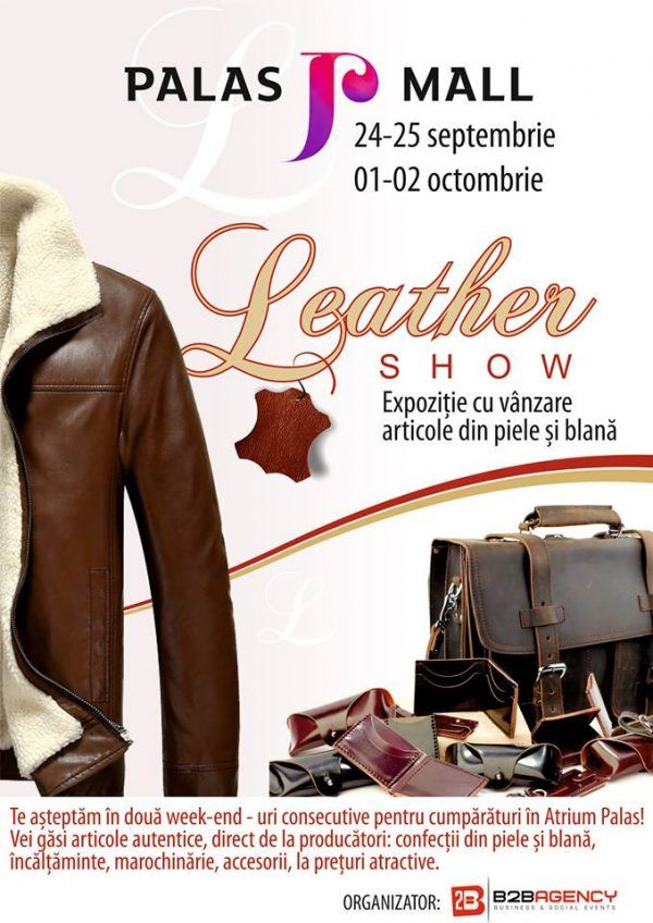 Leather Show @Palas Mall
