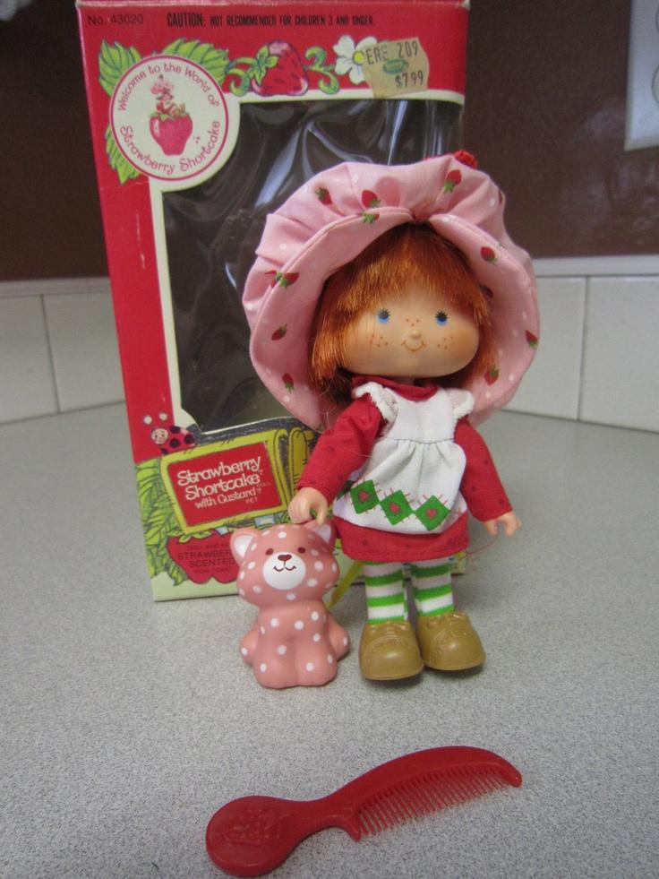 Vintage strawberry shortcake doll uk apologise that