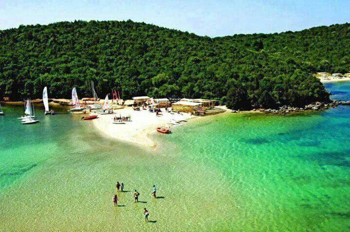 Syvota, Hpeiros, Bela Vraca Beach