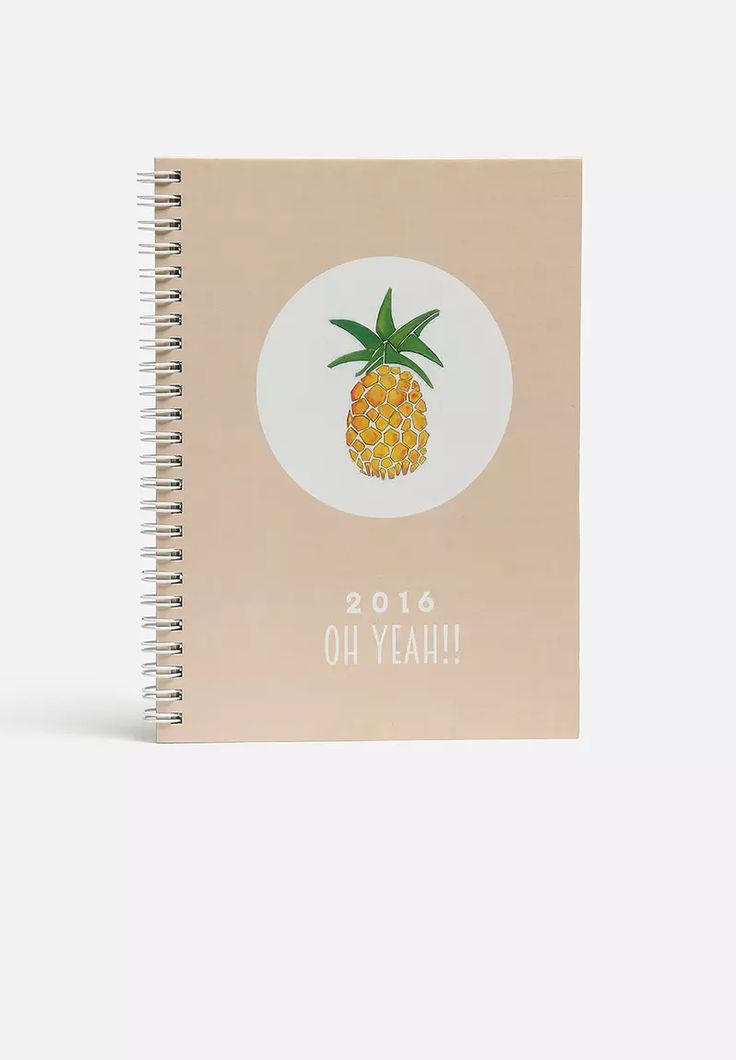 Oh yeah! 2016 Diary
