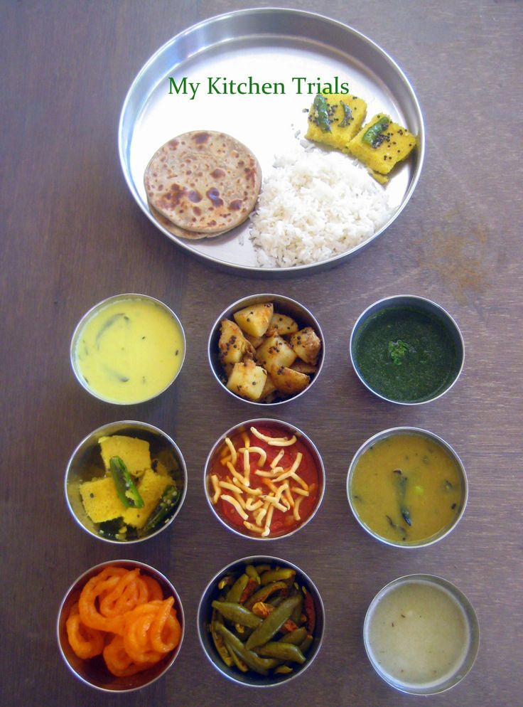 Check out a mini version of this thali here. A decade before, I had been to a Gujarati restaurant with my two brothers. We ordered the unlimited Thali meals. The pleasant waiter started fine, bring…