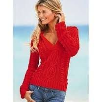 Image result for red sweaters
