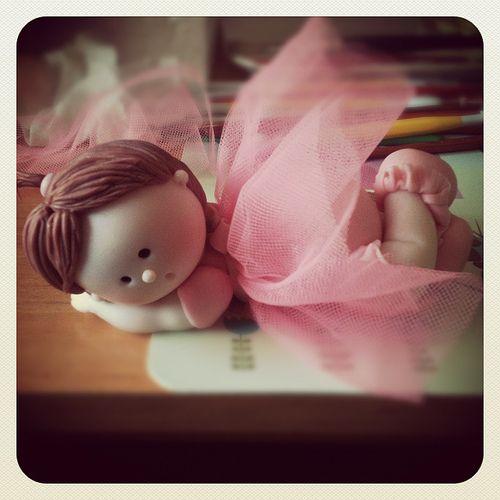 bebe de porcelana fría <3<3<3<3<3!!: Cold Porcelain, Img0472, Porcelain, Clay Work, Baby Ballerinas, Photo Shared, Porcelana Fria Bautizo, Clay Ceramica, Baby Cakes