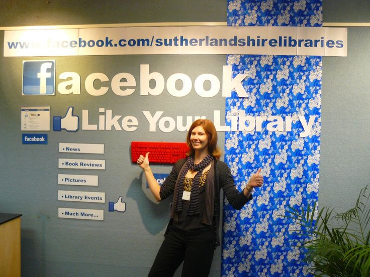 library display | Sutherland Shire Libraries News: Facebook Display at Sutherland ...
