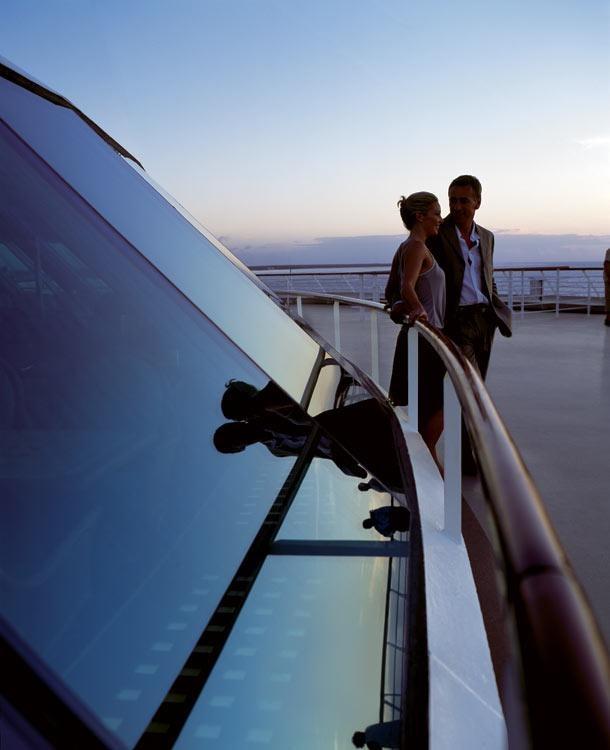 Oceana - Top deck #Cruise