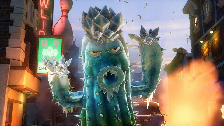 La guerra continua en un nuevo video con jugabilidad de Plants vs. Zombies GardenWarfare