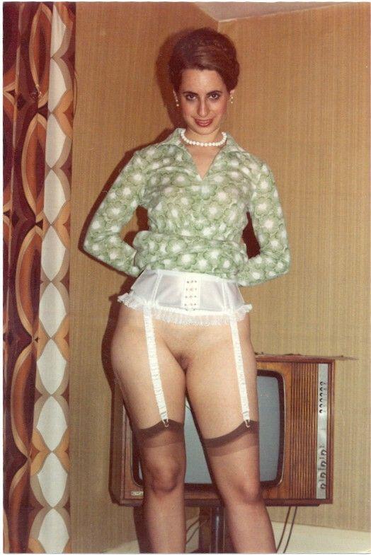 Vintage british stockings and suspenders authoritative point