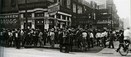 the great african americans migration 1910 to 1920s essay African americans - african american life during the great depression and the new deal: the great depression of the 1930s worsened the already bleak economic situation of african americans.