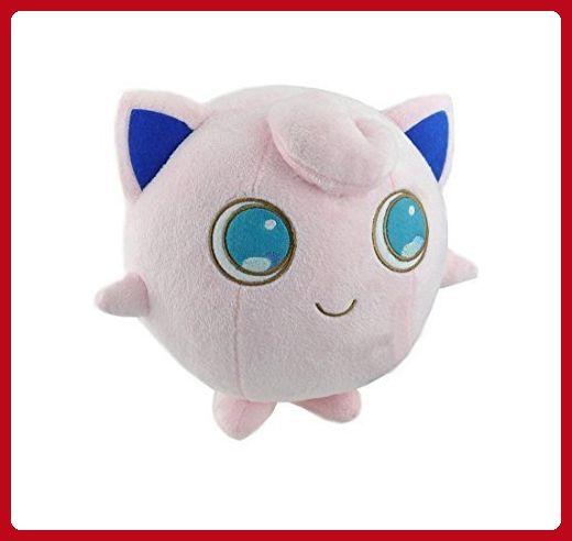 "Pokemon Jigglypuff Anime Animals Plush Plushies Stuffed Doll Toy 6"" - Plush cuteness (*Amazon Partner-Link)"
