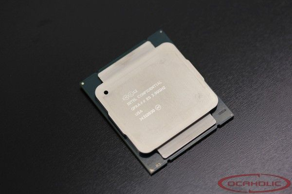 Core i7 5960X Haswell-E Review DDR4 Performance - Processori - Reviews : ocaholic