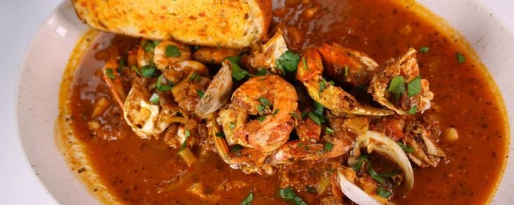 63 best images about soup on pinterest chile relleno for Creamy fish stew