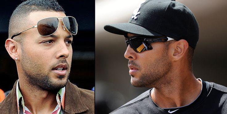 Alex Rios, Chicago White Sox | The Hotties Of Major League Baseball