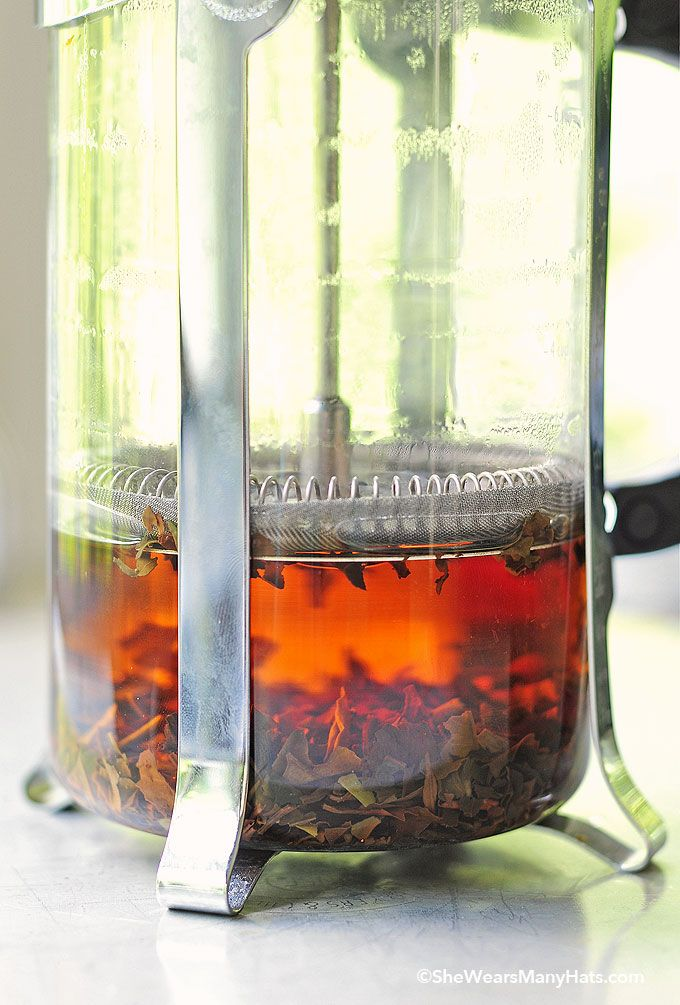 Are you a tea drinker? How to Make Hot  or Iced Tea with Loose Leaf Tea