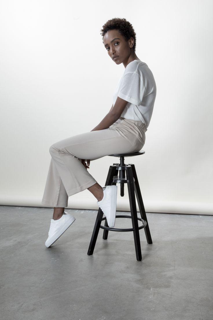 Eden Tee // Salina Pants