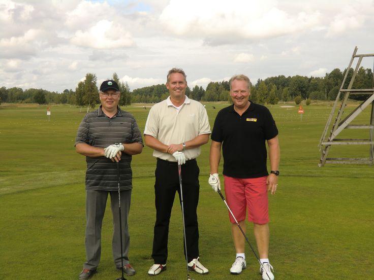 20130829 VolvoMasters golftävling på Kårsta GK