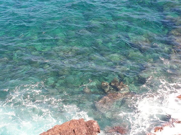 Acuarela natural, Isla de Pascua